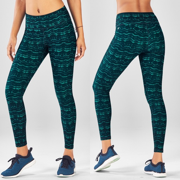 Fabletics | Mid Rise Powerhold Leggings